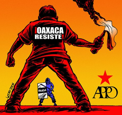 Oaxaca: Paramilitaries Ambush International Aid Caravan, Two Dead