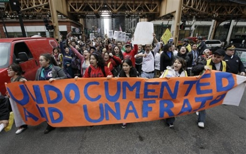 Community forum on immigration reform
