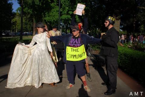 Doomed Wedding/La Boda Condenada Action 7/29/10