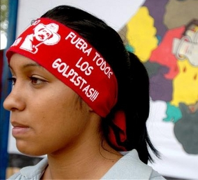 Take Action! End the Brutal Repression of the Honduran Social Movement