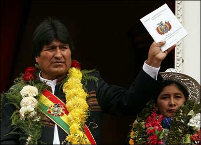From Rebellion to Reform: Bolivia's Reconstituted Neoliberalism