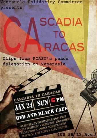 PCASC Venezuela Delegation
