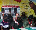 Zapatista Supporters Attacked in Retaliation for Building an Autonomous School