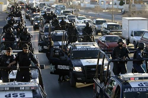 US funding deadly drug war in Mexico