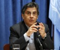 Bolivian UN Ambassador Pablo Solon Press Conference on UN Climate Talks
