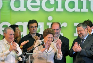 Dilma Rousseff Becomes First Woman to Win Brazilian Presidency