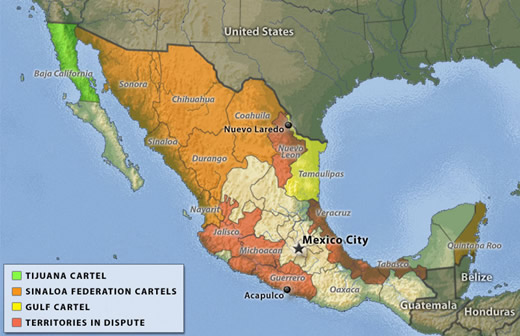 """Mexico, Pakistan, and the So-Called """"Failed State"""" – Washington's War on """"Narco-Terrorism"""""""