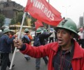 Peru protesters try to stop Southern Copper mine