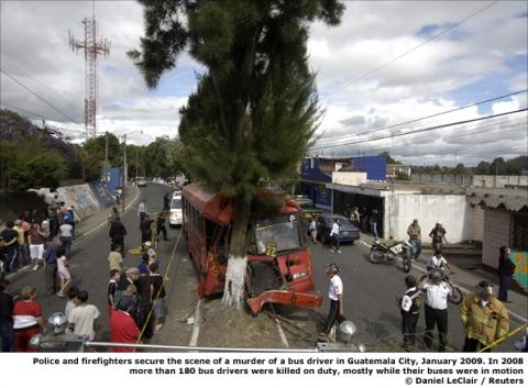 Violence in Guatemala: Daniel LeClair's story