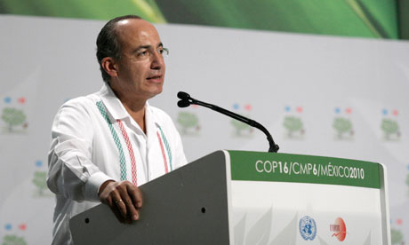 Cancún climate change summit: One lesson not to learn from Mexico