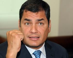 Ecuador's Correa Overhauls Cabinet