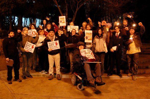 Solidarity Statement from Portland Coalition Opposing Political Repression