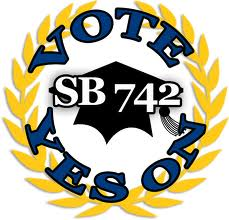 Tuition Equity SB 742 Senate VOTE Tuesday, March 29th