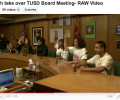 Tucson Students Storm Meeting, Delay Vote on Ethnic Studies