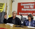 Activists decry probe revealed by found FBI papers