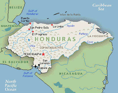 Support PCASC volunteers with their delegation to Honduras!