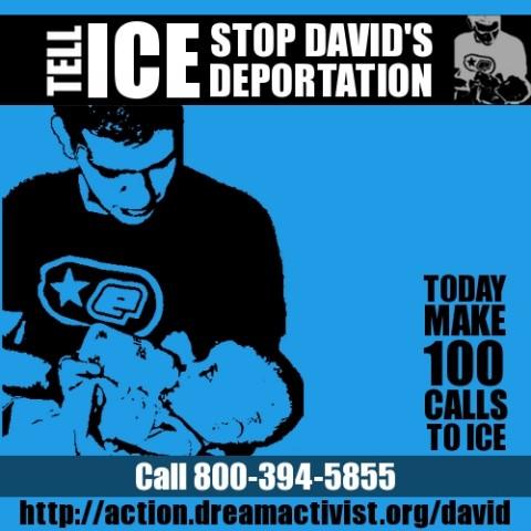 Obama Deports David – Thursday