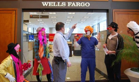 Celebrating Wells Fargo's 160th Birthday!