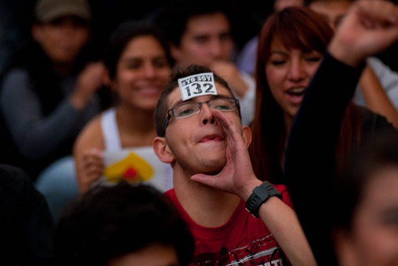 'Yo Soy 132' Mexican student movement looks to the future