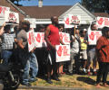 Unity in Community Land Liberation Following Arrest