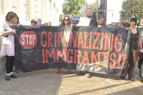 Portland Tax Dollars Supporting Private Prisons; Group Demands Divestment by Pete Shaw