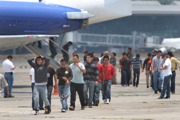 Guatemala: The Deported Return