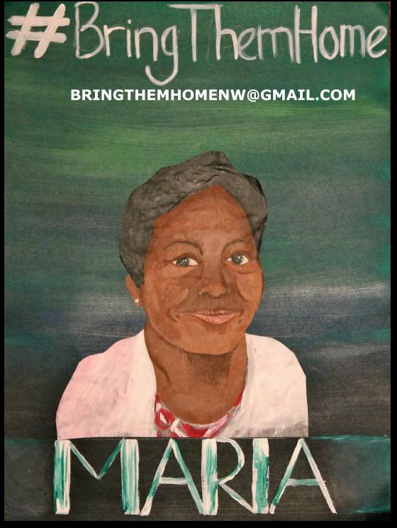 Bring Maria Home