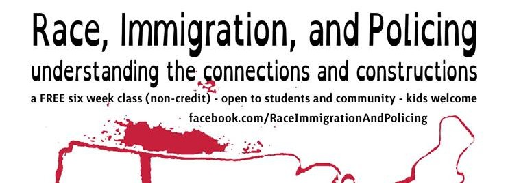 Race, Immigration and Policing 2015