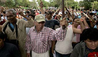 The Land Lugo Promised: Paraguayan Farmers Mobilize for Agrarian Reform