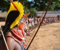 Brazil's President signs 'death sentence' for Amazonian river