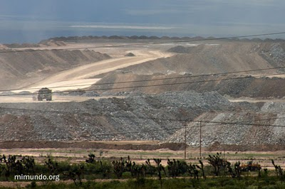 Project of Mass Destruction: Goldcorp's Peñasquito Mine in Mexico