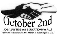 Oct 2nd – Rally for Jobs!