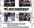 Nov 29th & 30th Art and Resistance Film Series