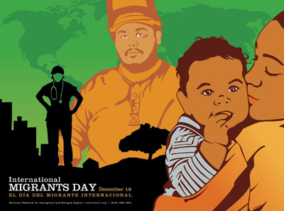 Commemorate the Human Rights Day and the International Migrants Da