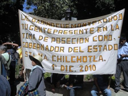 The Historic End to the Institutional Revolutionary Party's Rule in Oaxaca