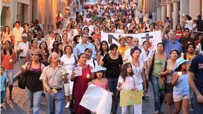 Anti-Drug War Movement Emerges in Mexico