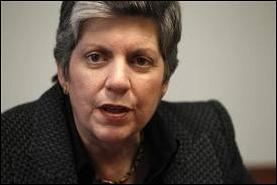 Janet Napolitano Vows to Continue Drug War