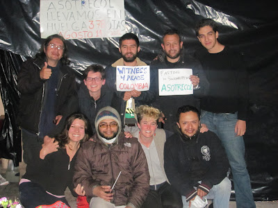 GM Workers Enter 4th Week on Hunger Strike with Growing International Support