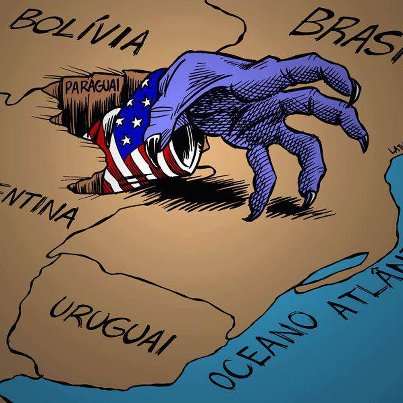 Paraguay: Obama's Second Latin American Coup