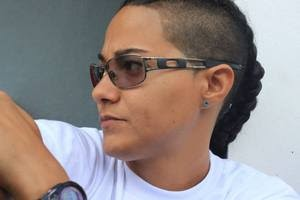Gaby.MariaGabrielaPilardelBlanco.headturned